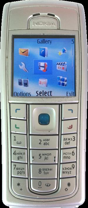 Nokia 6230 - Nokia 6230i