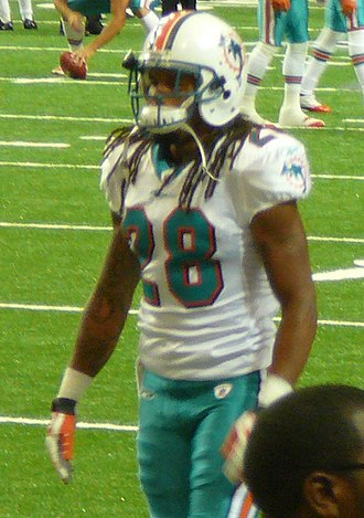 Nolan Carroll - Carroll with the Dolphins in 2011