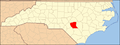 North Carolina Map Highlighting Cumberland County.PNG
