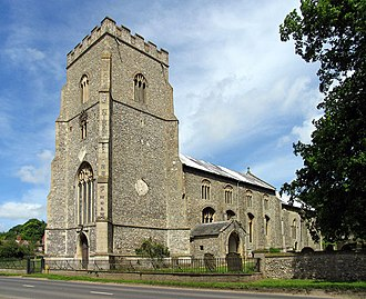 North Creake - St Mary's Church