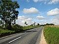Northwest on Briston Road (B1354) - geograph.org.uk - 546807.jpg
