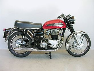 Norton Motorcycle Company - 1967 Norton Atlas
