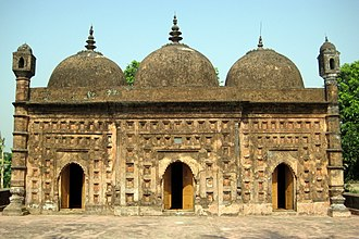 Dinajpur District, Bangladesh - Nayabad mosque