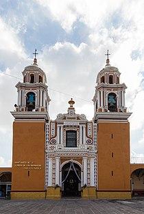 Nuestra Señora de los Remedios, Cholula, Puebla, México, 2013-10-12, DD 05.JPG