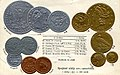 Numismatic postcard from the early 1900's - United States of America 01.jpg