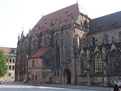 Nuremberg - St. Sebald church