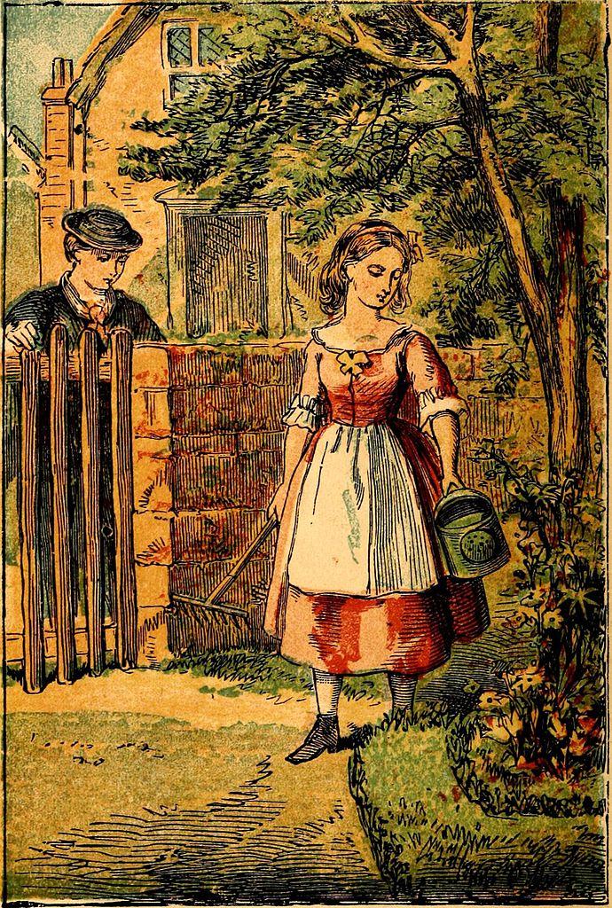 Old Fashioned English Nursery Rhymes