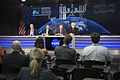 OA-4 Cygnus AtlasV post-launch news conference (2015-3504).jpg