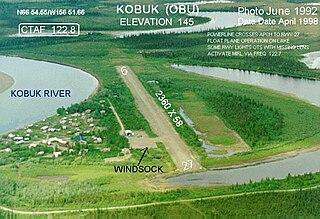 Kobuk Airport