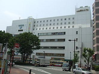 Hon-Atsugi Station - Station building (south side)