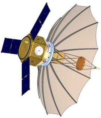 Radiolocation-satellite service - Image: ORS 2