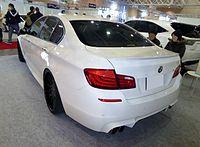 OSAKA AUTO MESSE 2015 (329) - BMW M5 (F10) with carrozzelia x.JPG