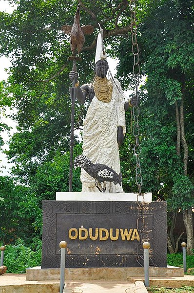 File:Oduduwa groove where Oduduwa is believed to have descended.jpg