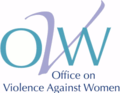 Office on Violence Against Women logo.png