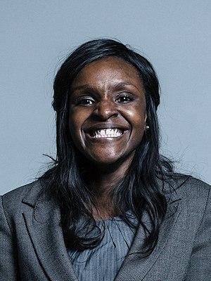 Fiona Onasanya - Image: Official portrait of Fiona Onasanya crop 2