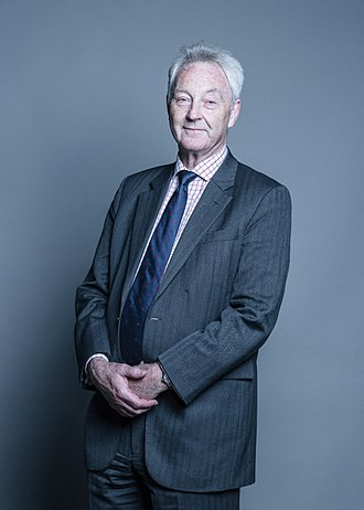 Alastair Bruce, 5th Baron Aberdare - Image: Official portrait of Lord Aberdare