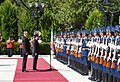 Official welcome ceremony was held for President of Turkmenistan Gurbanguly Berdimuhamedow 8.jpg