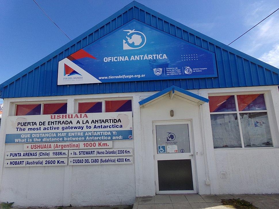 Oficina Antártica, Ushuaia (4)