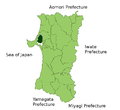 Ogata in Akita Prefecture.png