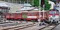 Oigawa railway ikawa line train.JPG