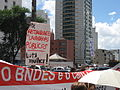 Oito de marco 2009, dia da mulher, av. Paulista, Sao Paulo, SP, Brasil.JPG