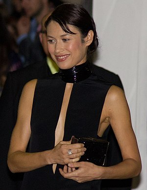 Olga Kurylenko - Kurylenko at the 2012 Toronto International Film Festival premiere of Seven Psychopaths.