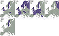 Omphale spp. distribution in Europe - ZooKeys-232-001-g075.jpeg
