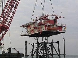 REM Island - Dismantling of REM Island.