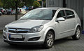 Opel Astra H 1.8 Innovation Facelift front 20100822.jpg