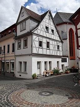 Krämerstraße in Oppenheim