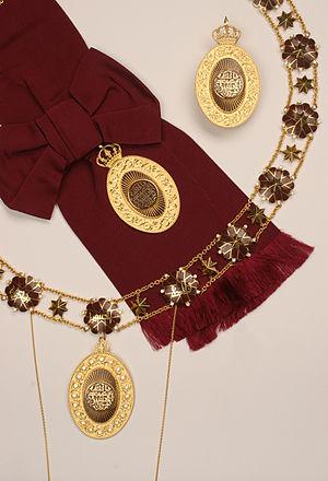 Order of Al-Hussein bin Ali - Image: Order of al hussein bin ali