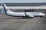 Orenair, VQ-BWJ, Boeing 737-8LJ (25866768825).jpg