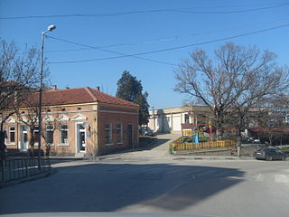Place in Vratsa, Bulgaria