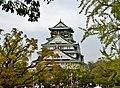 Osaka Osaka-jo Hauptturm 02.jpg