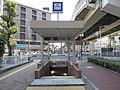 Osaka Subway Fuminosato Station.jpg