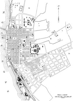 falu lasarett karta Östersund – Wikipedia falu lasarett karta