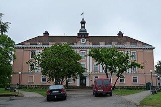 Otepää Town in Estonia
