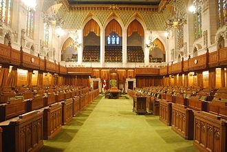 Parliament of Canada - The House of Commons