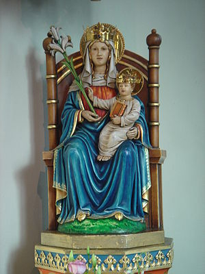 Our Lady of Walsingham - Image: Our Lady of Walsingham