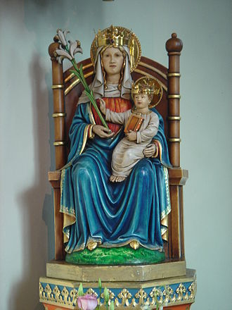 Basilica of Our Lady of Walsingham - Image: Our Lady of Walsingham