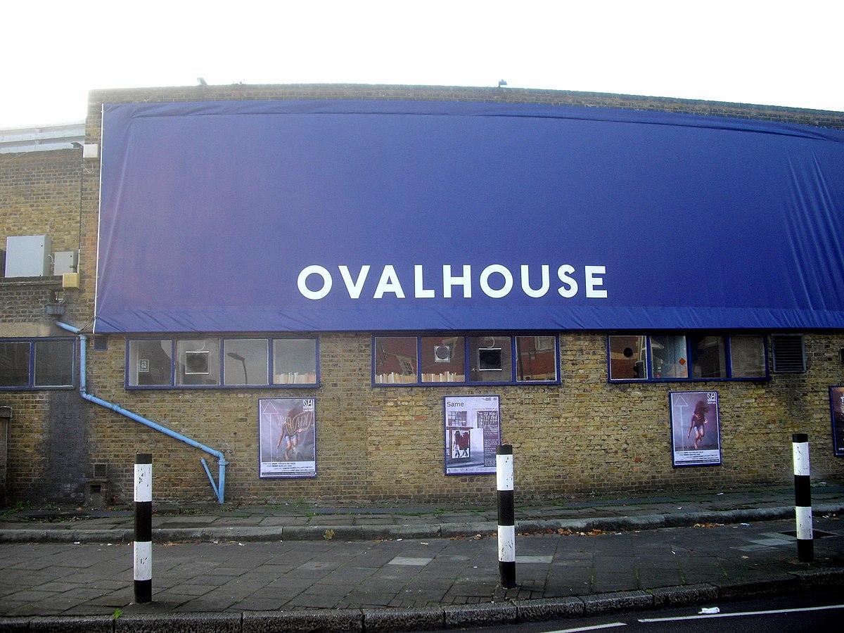 Ovalhouse Wikipedia
