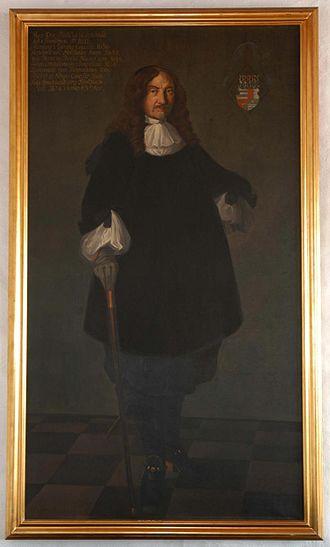 1674 in Norway - Ove Bjelke
