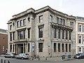 Overzicht van de voorgevel met ingangspartij aan de Prins Hendrikstraat, en de rechter zijgevel aan het Prins Hendrikplein - 's-Gravenhage - 20397873 - RCE.jpg