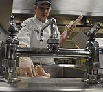 Ozark Inn team prepares for John L. Hennessy Award inspection 150121-F-TQ704-021.jpg