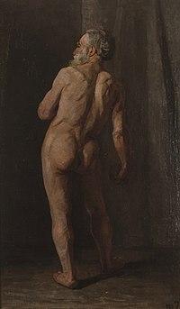 P.C. Mondriaan - Mannelijk naakt - R472 - Instituut Collectie Nederland.jpg
