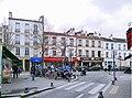 P1010326 Paris XIII Butte-aux-Cailles Carrefour rues de la BaC et des 5 diamants reductwk.JPG