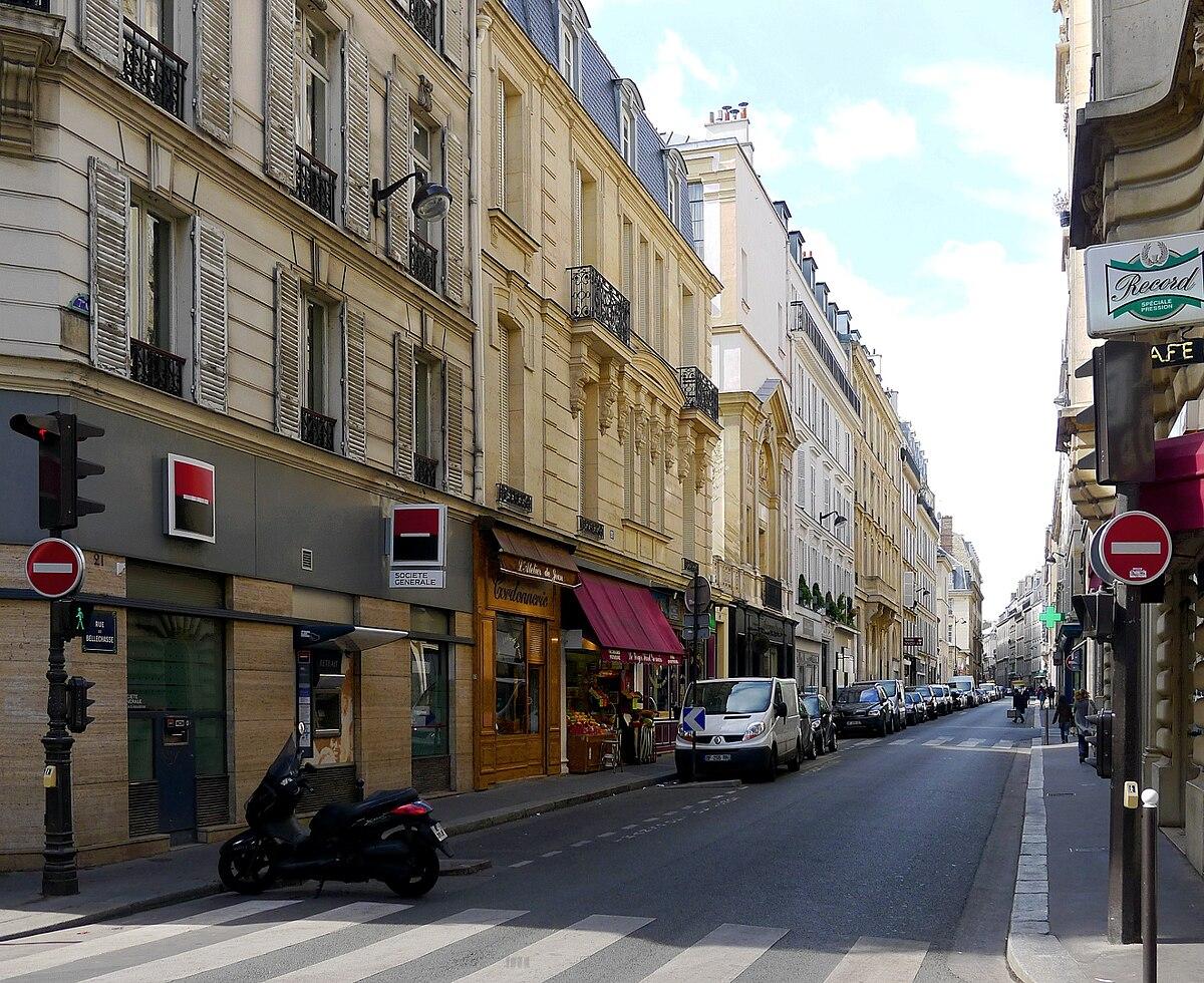 Rue De Bellechasse  U2014 Wikip U00e9dia