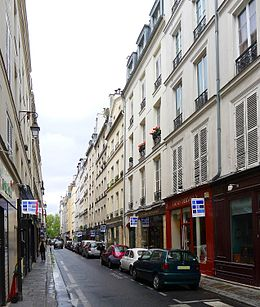 image illustrative de l'article Rue de Beaune