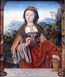 Quentin Matsys: Saint Mary Magdalene