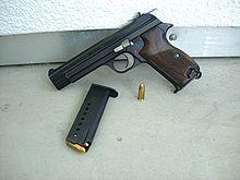 West Coast Armory Pre-Ban Guns   Swiss SIG P210 – P49